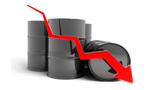 ریزش-قیمت-نفت